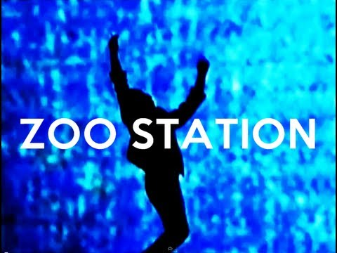 U2 Zoo Station (Unofficial Video Mix) HD