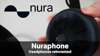 Nura Headphone / first impressions / Best headphones of 2017?