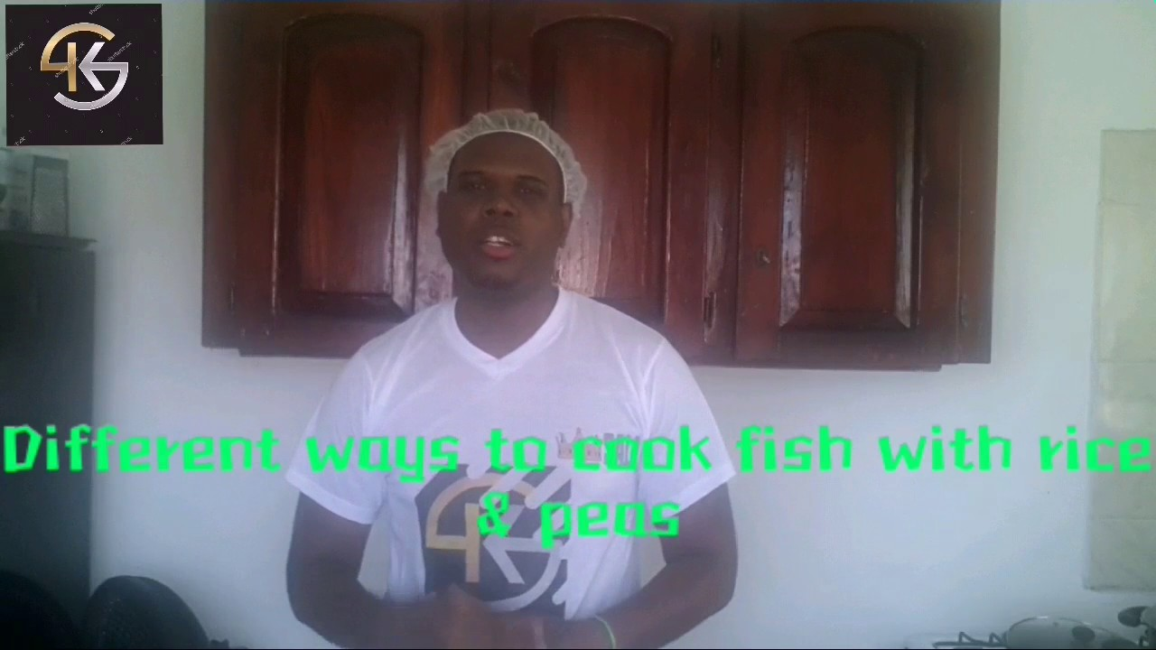 Different ways you can cook fish with rice peas youtube for Different ways to cook fish
