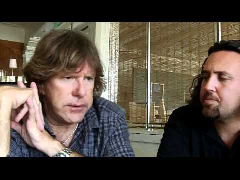 Keith Emerson talks about The Moog, GX-1 and Future of ELP!