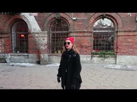 Poland - Łódź - winter