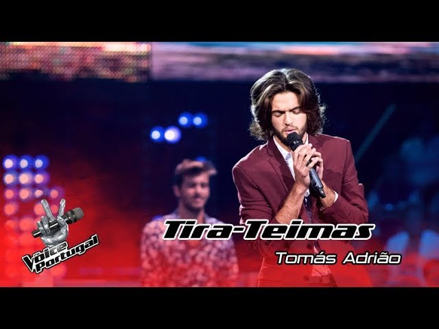 """Tomás Adrião - """"E Depois Do Adeus""""   Tira-Teimas   The Voice Portugal"""