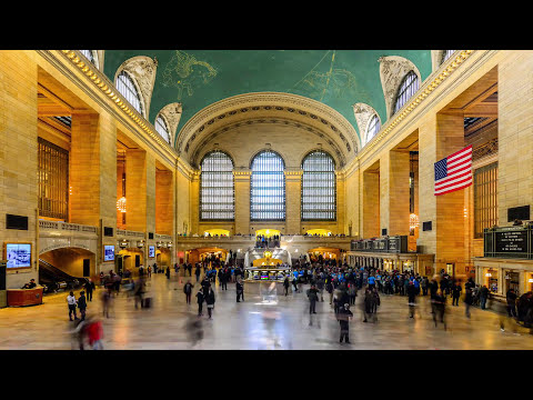 Manhattan – A New York City Time-lapse 4K