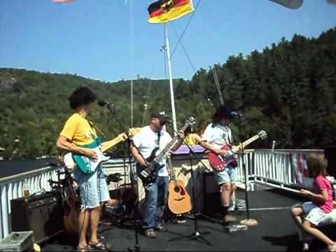 "The Riverside Fantasy - ""TNT"" (Chrisalis II paddlewheeler Chelsea, Quebec 2012)"