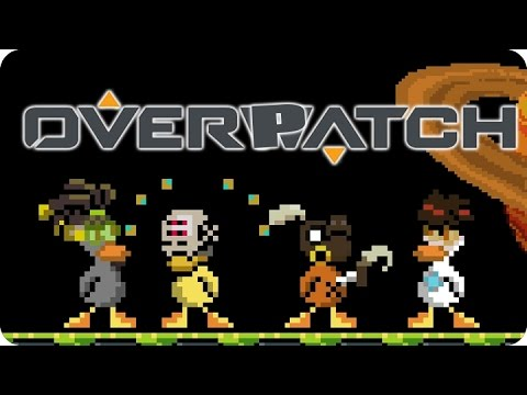 ¡¡OVERWATCH EDITION!! | DUCK GAME Con Sara, Luh y Exo