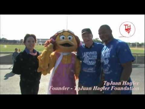 2012 TyJuan Hagler Foundation - Larry Linman Interview