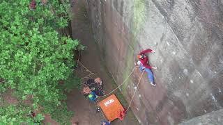 Steve McClure: GreatNess Wall (E10 7a)