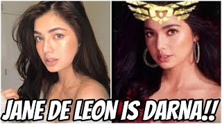 CONFIRMED!! Sister ni JERICHO Rosales in Halik JANE DE LEON is the NEW DARNA!!