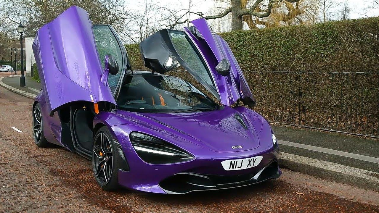 Image result for mclaren 720s purple