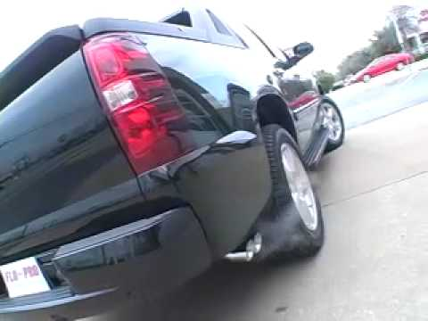 2008 Avalanche True Dual Performance Exhaust by Kinney's ...