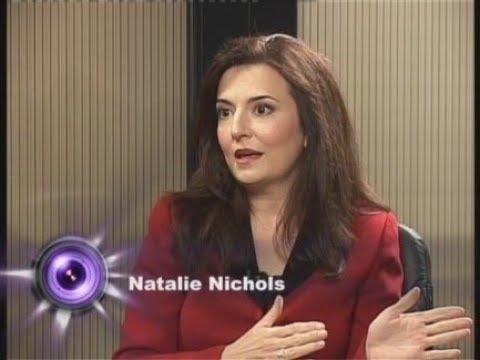 Natalie Nichols Interview on Alfa Omega TV, Timisoara, Romania (Entire Interview)