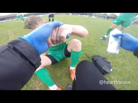 A day of a Sports Therapist