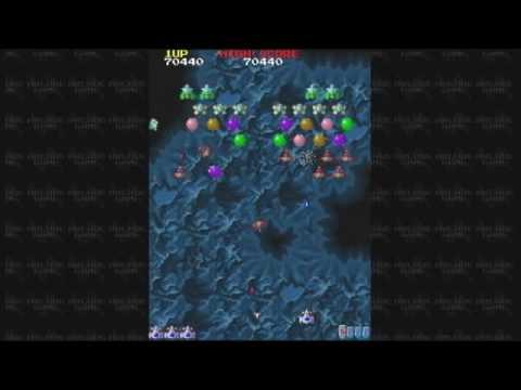 ギャラガ 88 galaga 88 youtube