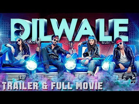 Dilwale (2015) | Trailer & Full Movie Subtitle Indonesia | Shah Rukh Khan | Kajol | Varun Dhawan