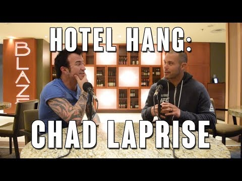 UFC on Fox Winnipeg Hotel Hangout: Chad Laprise
