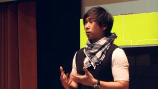 """FameLab Hong Kong 2013 Finalist - """"Everyday Anatomy"""" by Christopher See"""