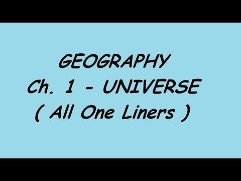 Universe   Universe questions   Solar system expected questions   Expected Geography Questions