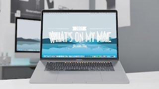 What's on my MacBook Pro