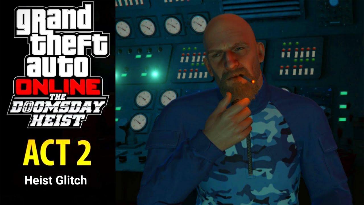 GTA Online: Act 2 Bogdan Problem Glitch Patch 1 48