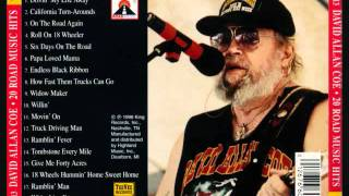 David Allan Coe - White Line Fever