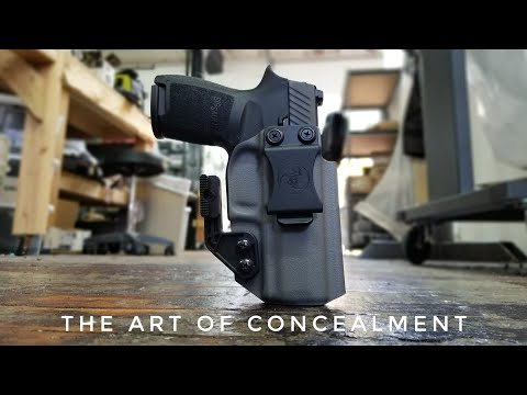 Appendix Carry - Concealed OWB - Setting Up Your Battle Belt