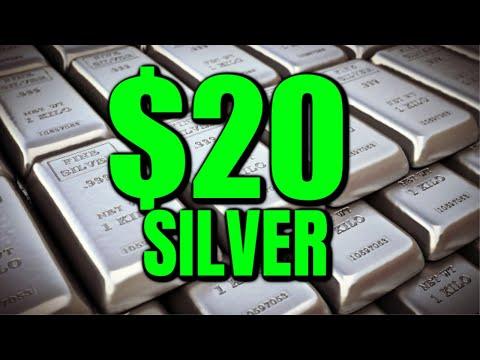 Silver Prices CLIMBING Towards $20!