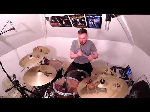 Queens Of The Stone Age - Hangin' Tree (Drum Cover)