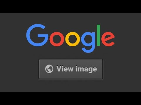 How To Restore The View Image Button On Google Image Search (Chrome Plugin) - 4k