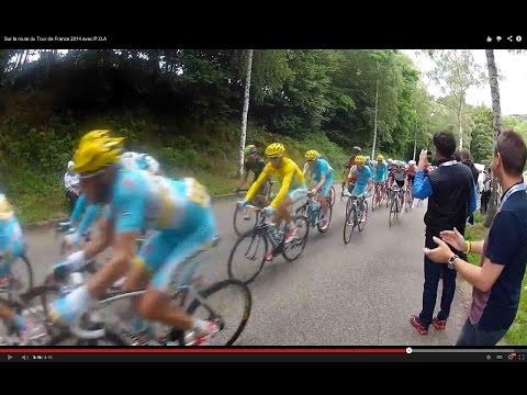 Sur la route du Tour de France 2014 avec P.O.A (3)