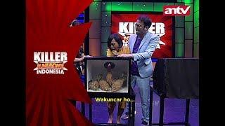 Karena ketakutan, Ade bernyanyi sambil joget - Killer Karaoke Indonesia