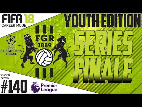 Fifa 18 Career Mode  - Youth Edition - Forest Green Rovers - EP 140 - Series Finale