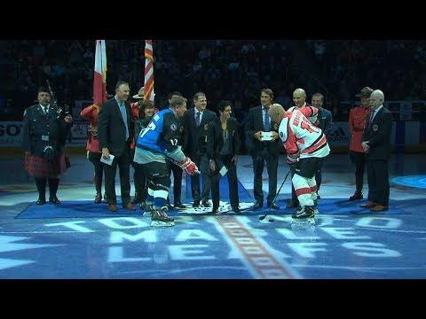 Kurri v. Messier: Hockey Hall of Fame legends classic game