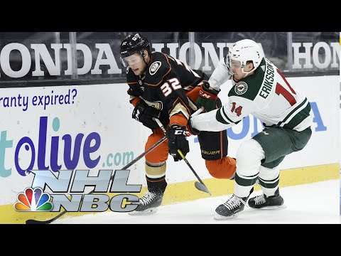 Minnesota Wild vs. Anaheim Ducks | EXTENDED HIGHLIGHTS | 1/20/21 | NBC Sports