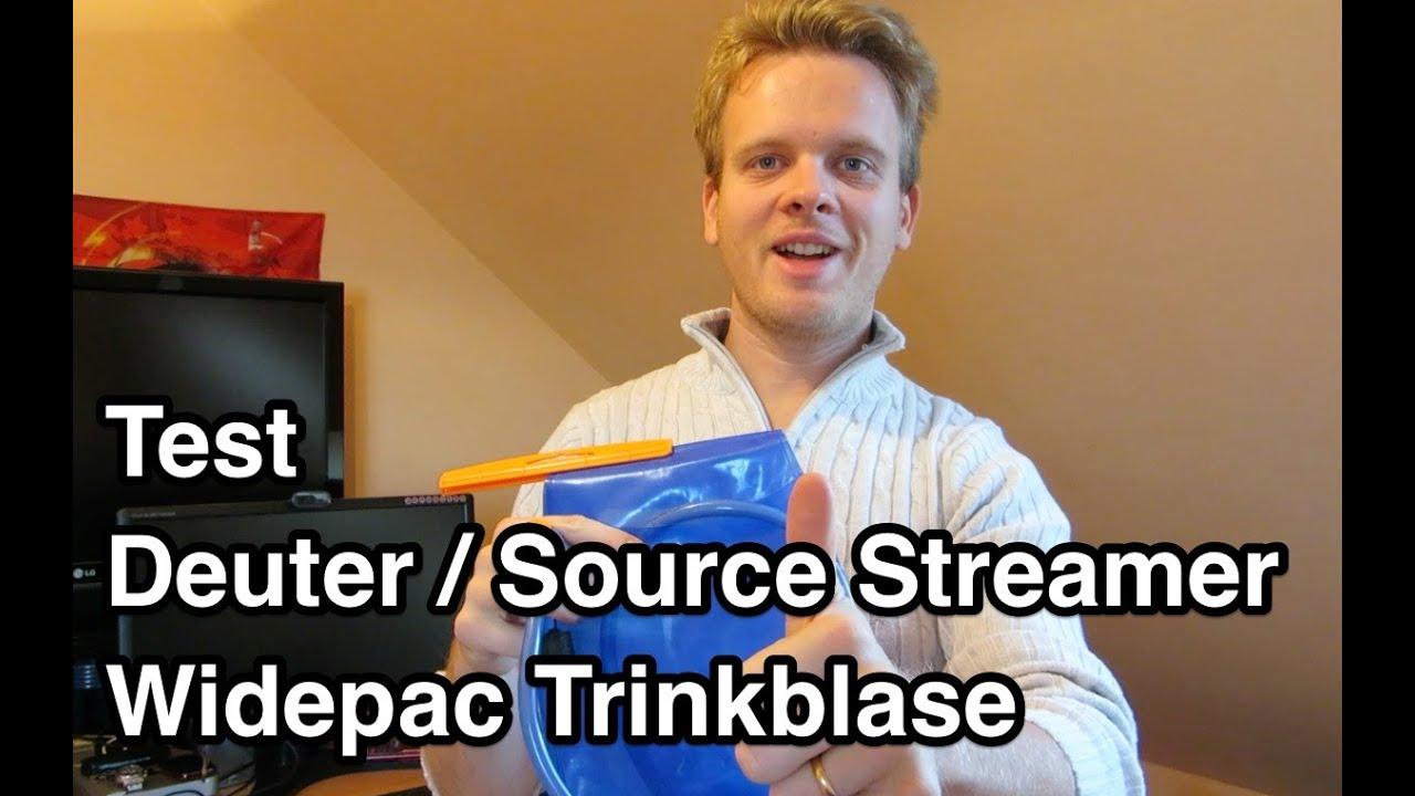 Source Trinksack Widepac 2.0