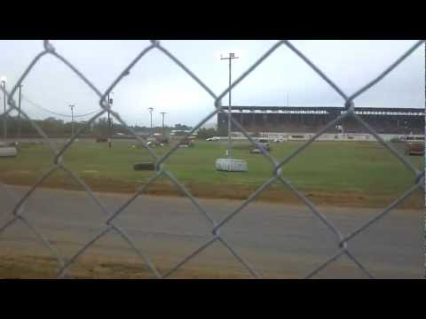 Randy Frailey at Thunderbird Speedway
