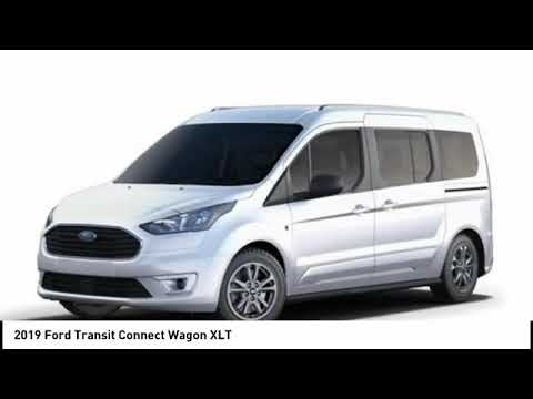 2019 Ford Transit Connect Wagon Henderson NV 62646