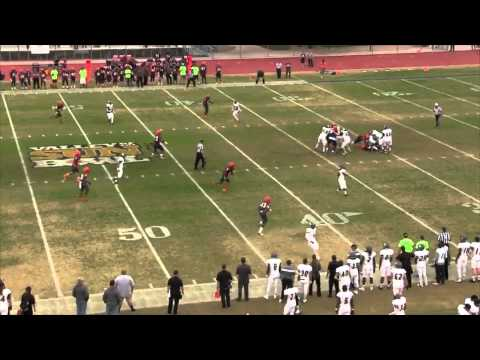 Nassau Community College Lions Football Season Highlights 2014