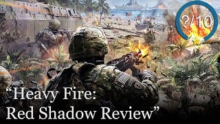 Heavy Fire: Red Shadow Review [PS4, Xbox One, & PC]
