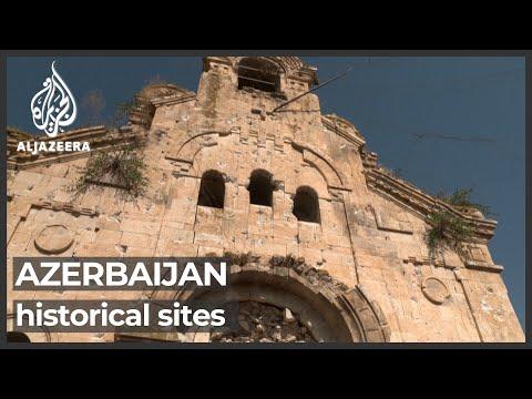 Azeri heritage sites: Casualties of Nagorno-Karabakh conflict