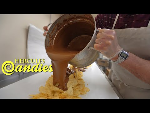 Our Newest Method For Making Potato Chip Bark!
