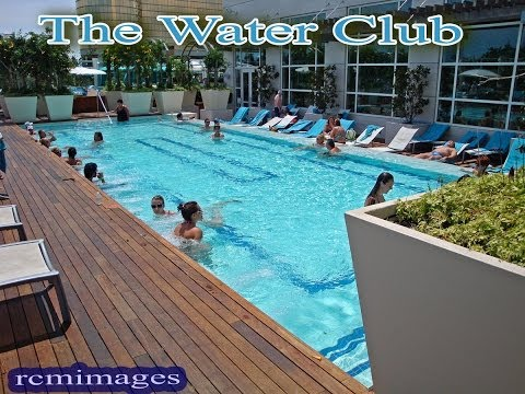 The Water Club by Borgata: Adults Only, Outdoor Pools—Atlantic City, New Jersey