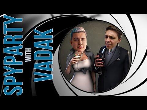 Velký špion s bílou hlavou! | Spyparty s Vadimem