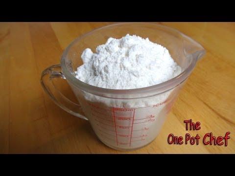 quick-tips:-home-made-self-raising-flour-|-one-pot-chef