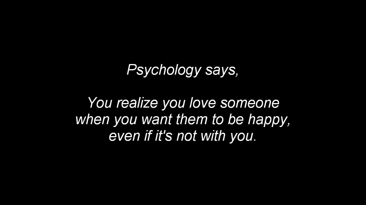 Psychology Says Youtube