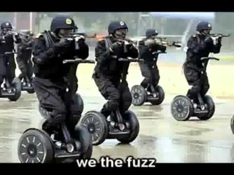 Go Cops!   Rucka Rucka Ali