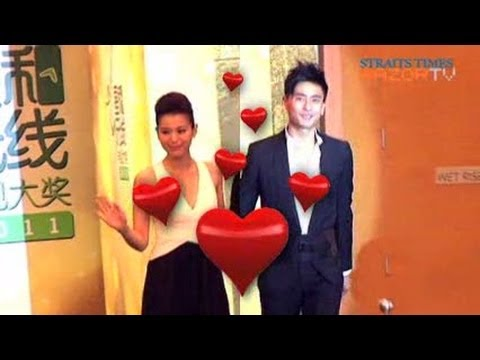 Lovers Bosco And Myolie's Night (StarHub TVB Awards Ep 1.1)