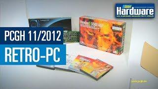 PCGH baut Retro-PC mit 3dfx Voodoo 5 5500 und AMD K6 III   PCGH DVD-Video 11/2012