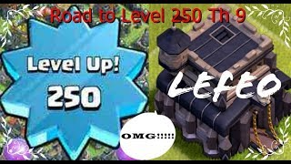 Donating clan | clash of clans | req n leave | Pide Y Vete D.L | Lets play clash of clans by Lefeo