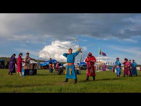 شاهد: مهرجان -الرياضات الثلاث- في منغوليا من دون حضور لأول مرة منذ 800 عام…  - نشر قبل 7 ساعة