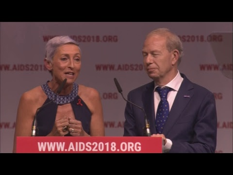 Official Opening of the 22nd International AIDS Conference (
